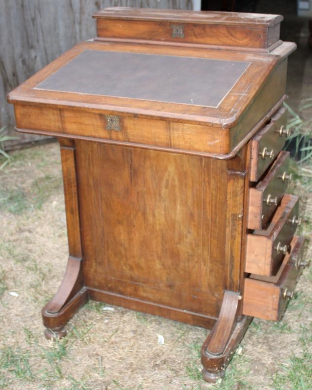 Antique Standing Desk