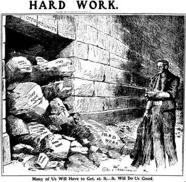 http://commons.wikimedia.org/wiki/File:George_Herriman_1907-11-24_Hard_Work.png