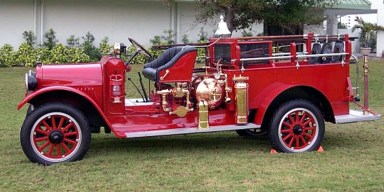 Windsor Fire Truck