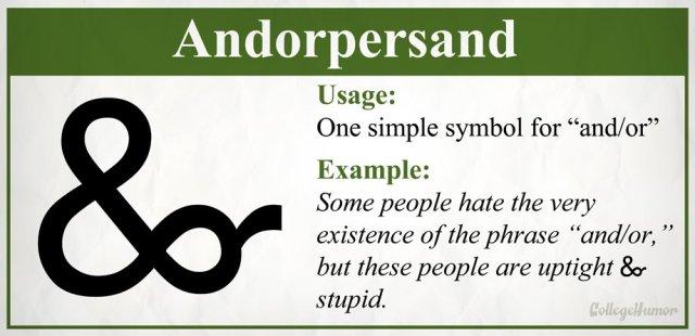 Andorpersand