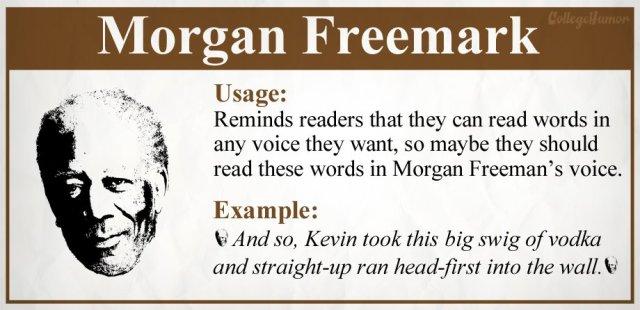 Morgan Freemark