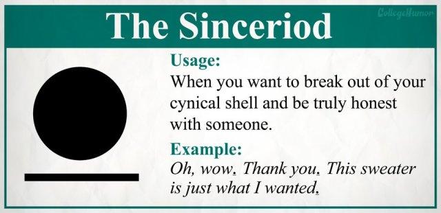 Sinceriod