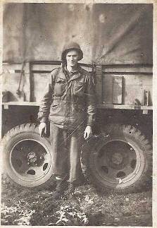 Carl-Peardon,-WWII-Truck