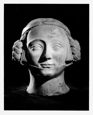 Head of a Noble Woman
