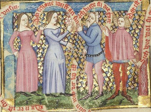 c 1380 Germany - Trier New York, Morgan Library & Musem MS G64